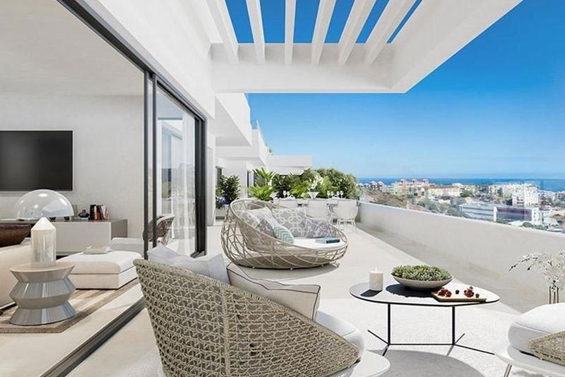 Ref:1059MLND Apartment For Sale in Estepona