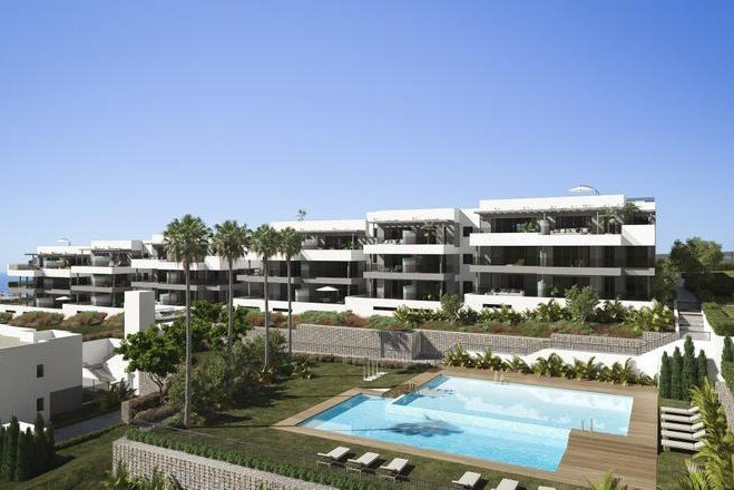 Ref:1118MLND Apartment For Sale in Estepona
