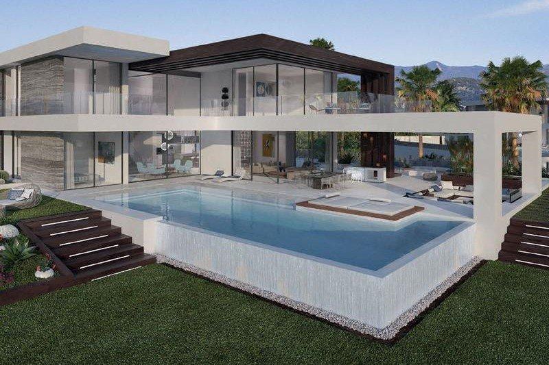 Ref:1224MLND Villa For Sale in Estepona