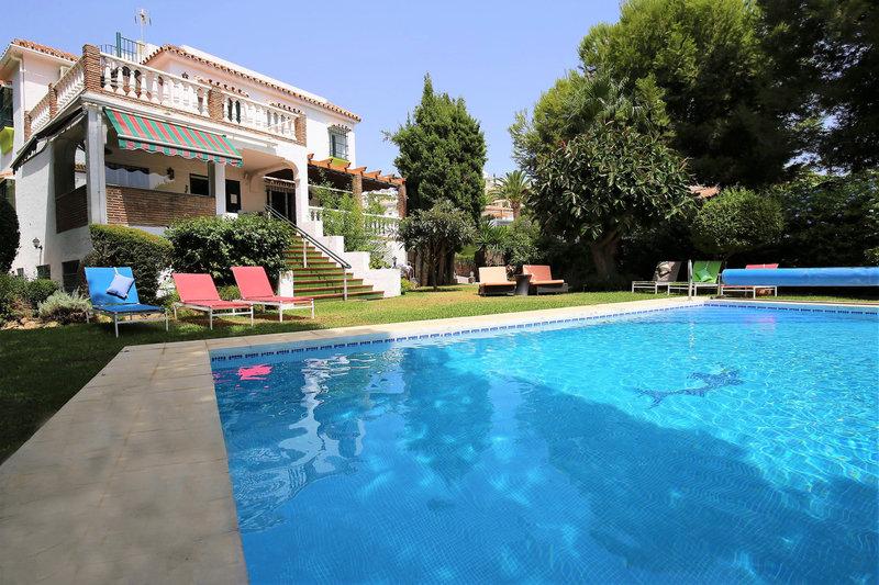Ref:2586MLV Villa For Sale in Mijas