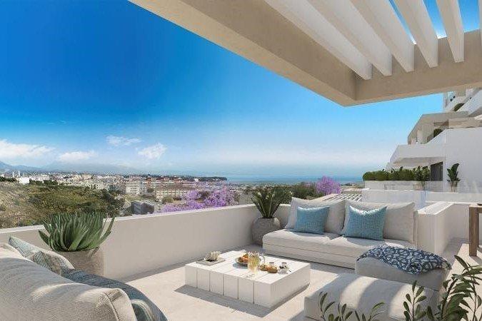 Ref:1100MLND Penthouse For Sale in Estepona