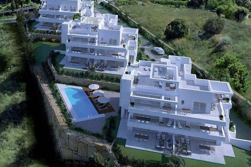 Ref:1014MLND Penthouse For Sale in Benahavis