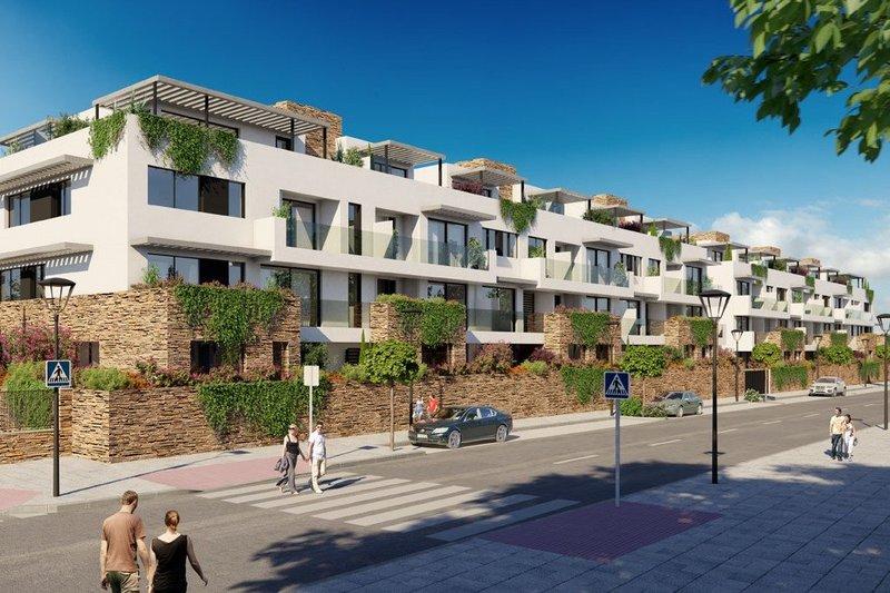 Ref:2125MLND Apartment For Sale in Mijas