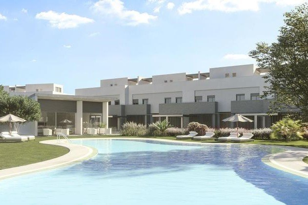 Ref:1147MLND Townhouse For Sale in Sotogrande