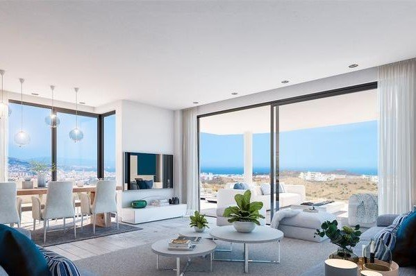 Ref:1090MLND Apartment For Sale in Mijas