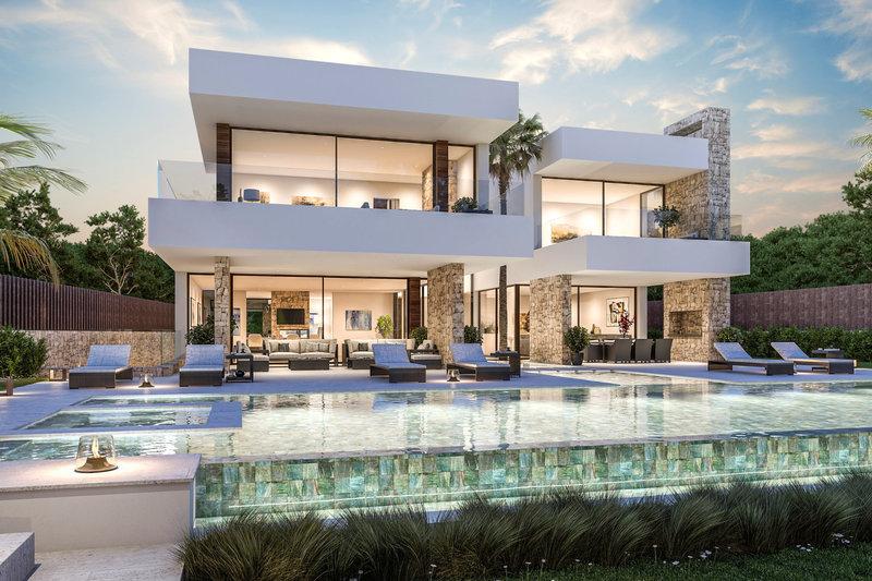 Ref:2663MLV Villa For Sale in San Pedro Alcantara