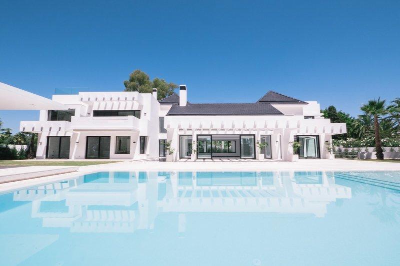 Ref:2865MLV Villa For Sale in San Pedro Alcantara