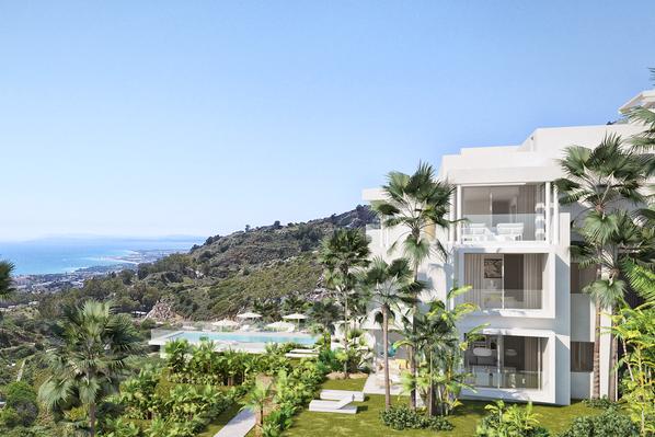 Ref:1107MLND Apartment For Sale in Marbella