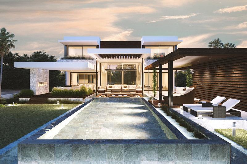 Ref:2661MLV Villa For Sale in Estepona