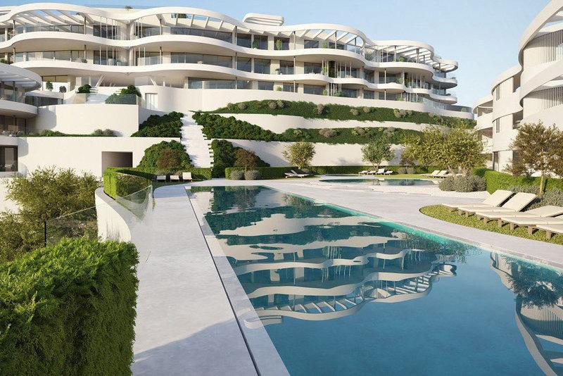Ref:2637MLNDA Penthouse For Sale in Benahavis