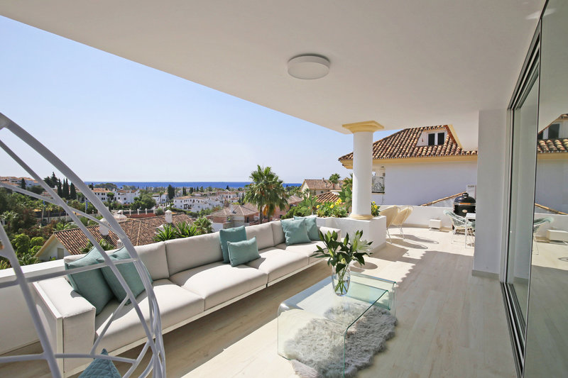 Ref:2892MLPH Penthouse For Sale in Marbella
