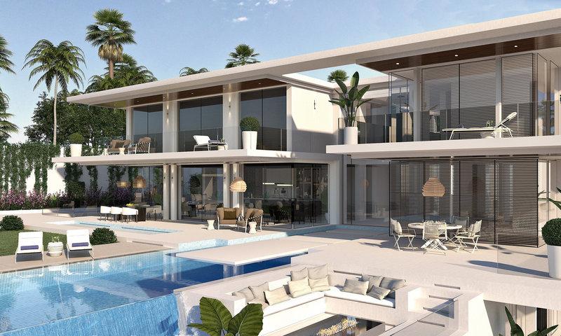 Ref:2829MLV Villa For Sale in Estepona