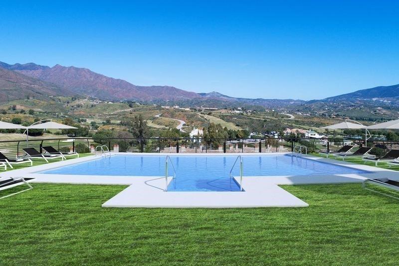 Ref:1063MLND Apartment For Sale in Mijas