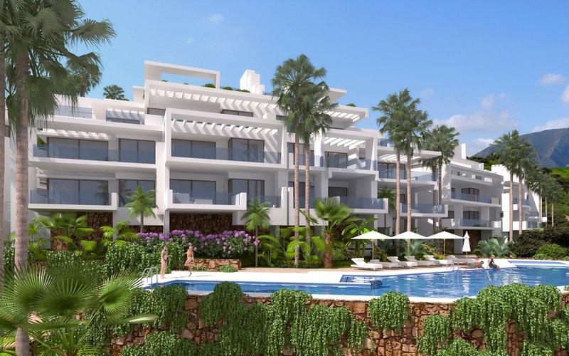 Ref:2052MLND Apartment For Sale in Marbella