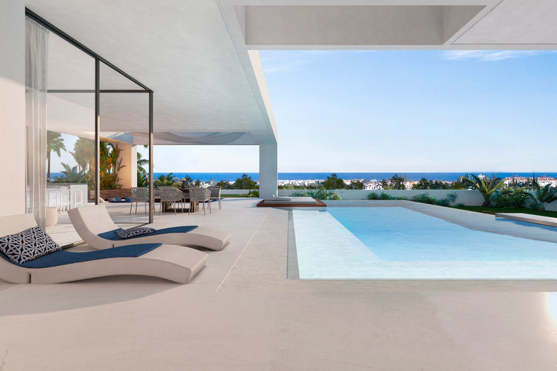 Ref:2785MLND Villa For Sale in Estepona