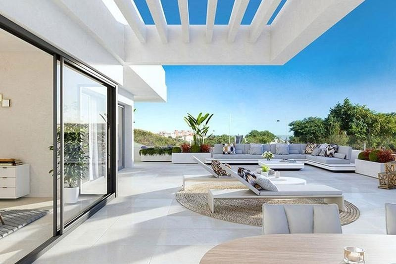 Ref:1058MLND Penthouse For Sale in Estepona