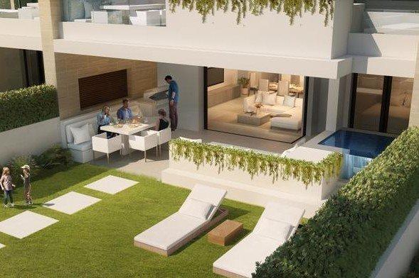 Ref:1229MLND Apartment For Sale in Estepona
