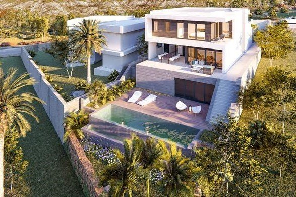Ref:1155MLND Villa For Sale in Mijas