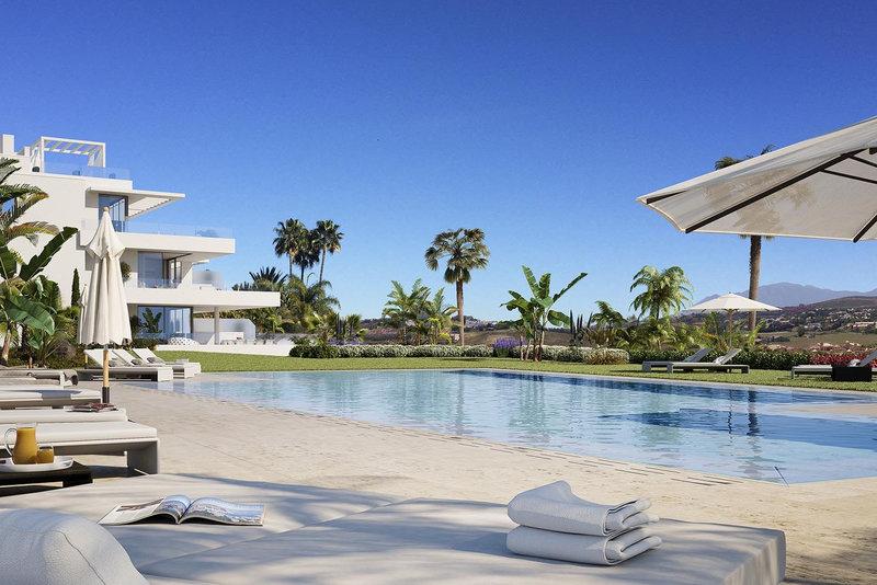 Ref:2624MLA Apartment For Sale in Estepona