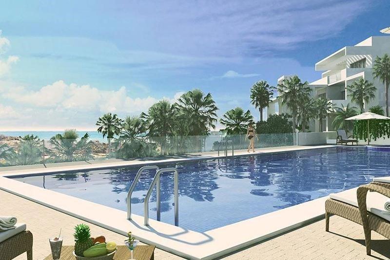 Ref:1163MLND Penthouse For Sale in Estepona