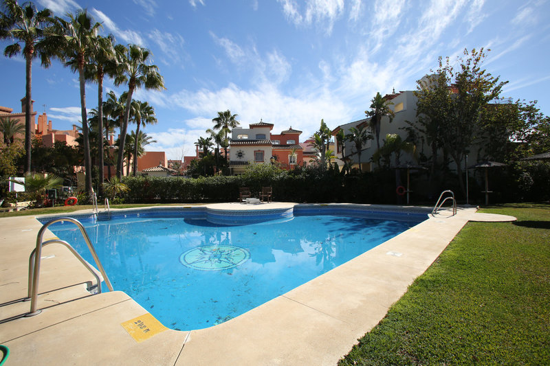 Ref:2392MLTH Townhouse For Sale in Estepona