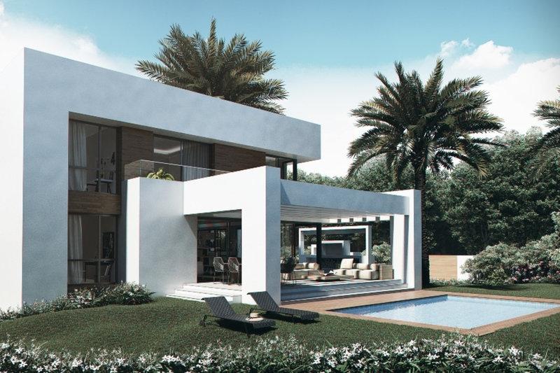 Ref:1952MLVA Villa For Sale in Estepona
