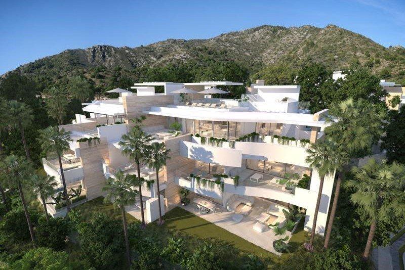 Ref:1110MLND Apartment For Sale in Marbella