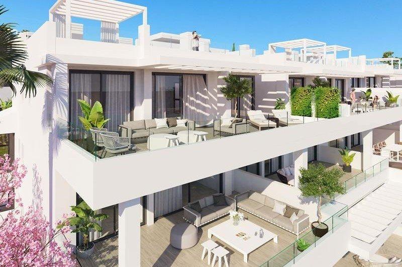Ref:1201MLND Apartment For Sale in Estepona