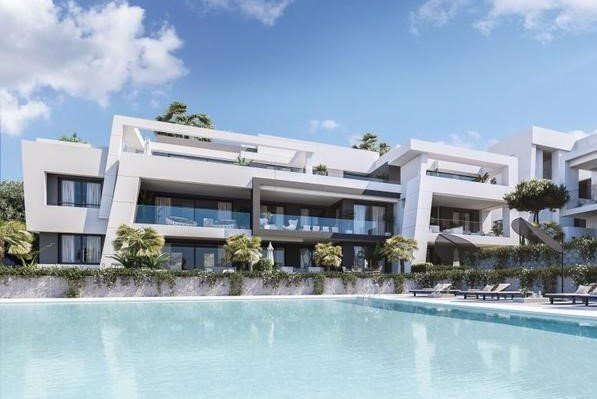 Ref:1021MLND Apartment For Sale in Estepona