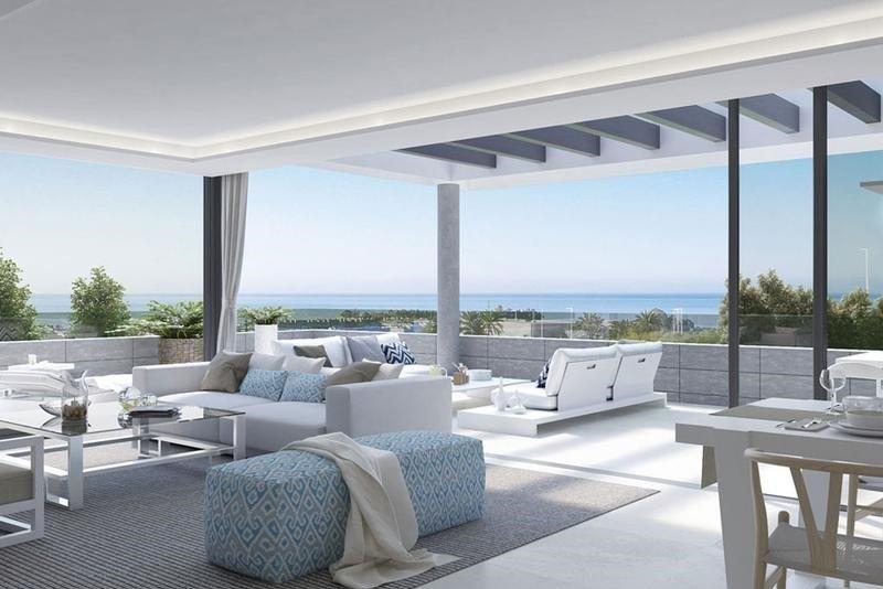 Ref:1069MLND Apartment For Sale in Estepona