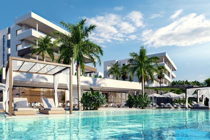 Ref:1225MLND Apartment For Sale in Marbella