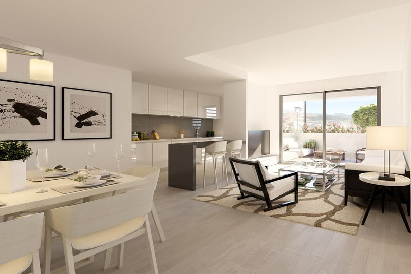 Ref:2125MLNDB Apartment For Sale in Mijas