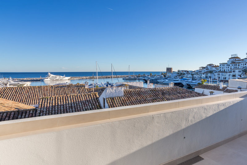 Ref:2757MLPH Penthouse For Sale in Marbella