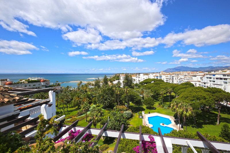 Ref:2591MLPH Penthouse For Sale in Marbella