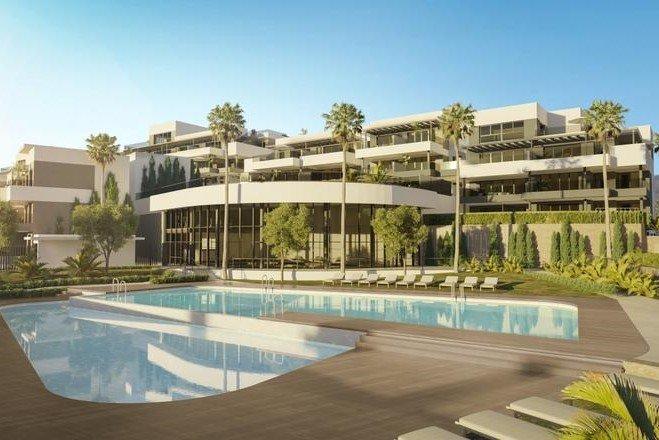 Ref:1120MLND Apartment For Sale in Estepona