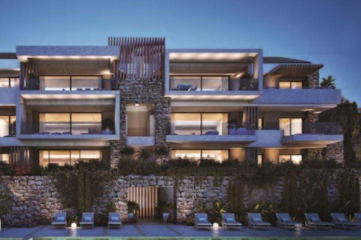 Ref:1151MLND Penthouse For Sale in Benahavis