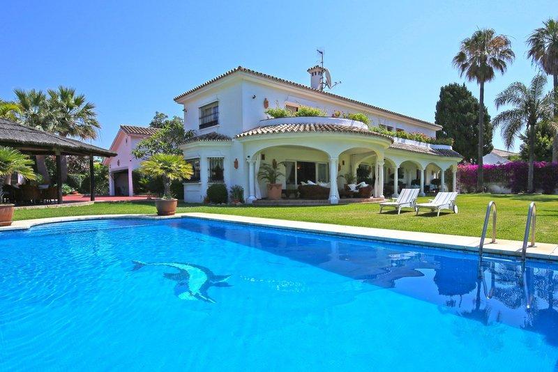 Ref:2881MLV Villa For Sale in San Pedro Alcantara