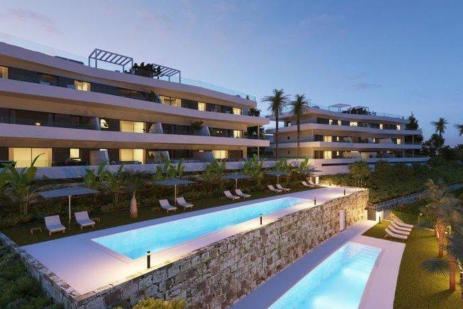 Ref:1218MLND Apartment For Sale in Estepona