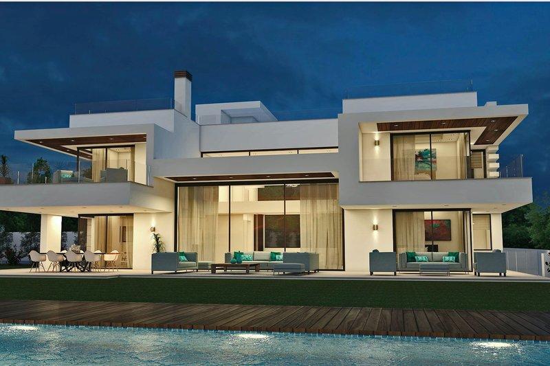 Ref:2882MLV Villa For Sale in San Pedro Alcantara
