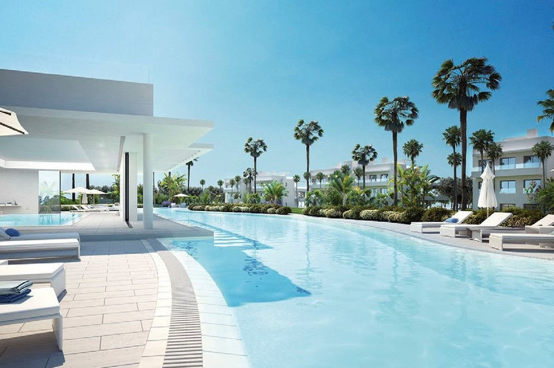Ref:2617MLA Apartment For Sale in Estepona
