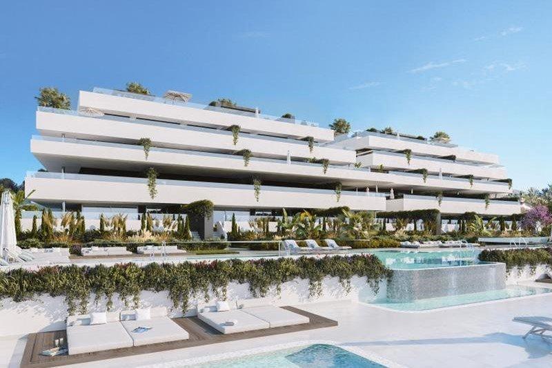 Ref:1047MLND Penthouse For Sale in Estepona