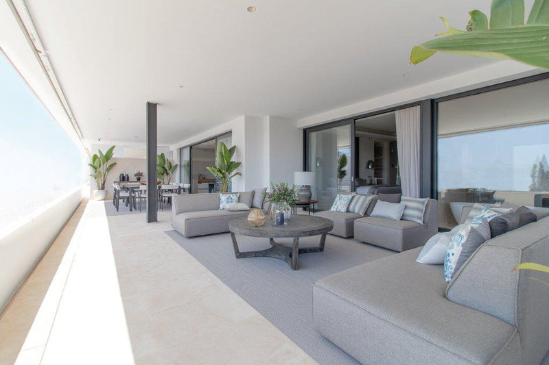 Ref:2629MLNDB Penthouse For Sale in Marbella