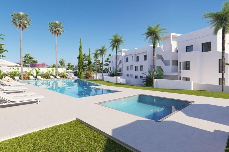 Ref:1204MLND Apartment For Sale in Estepona