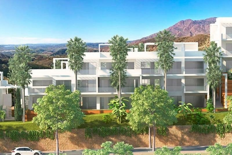 Ref:1164MLND Apartment For Sale in Estepona