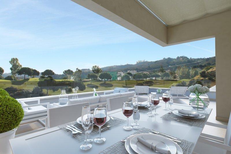 Ref:2119MLNDA Apartment For Sale in Mijas