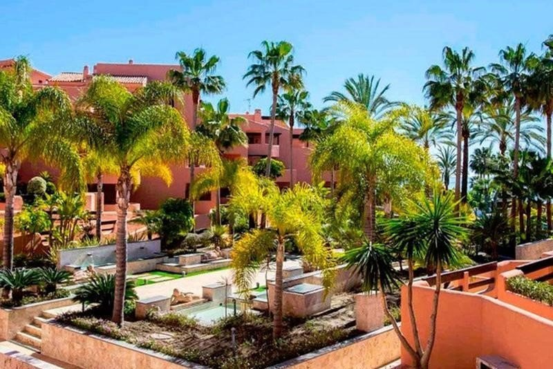 Ref:1135MLND Apartment For Sale in Estepona