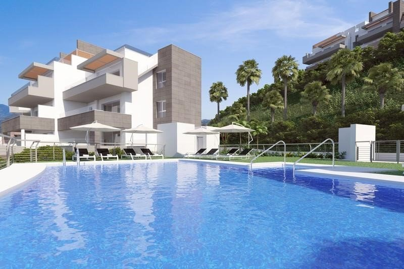 Ref:1062MLND Apartment For Sale in Mijas