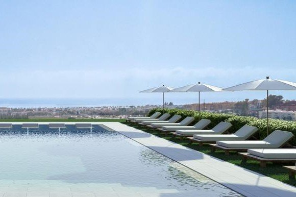 Ref:1176MLND Penthouse For Sale in Marbella