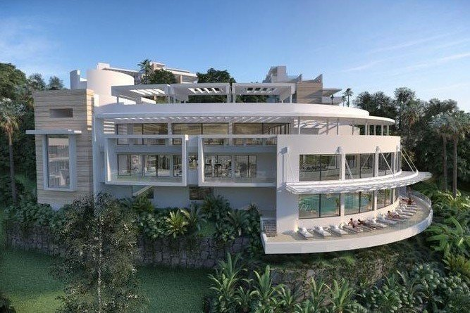 Ref:1004MLND Penthouse For Sale in Marbella