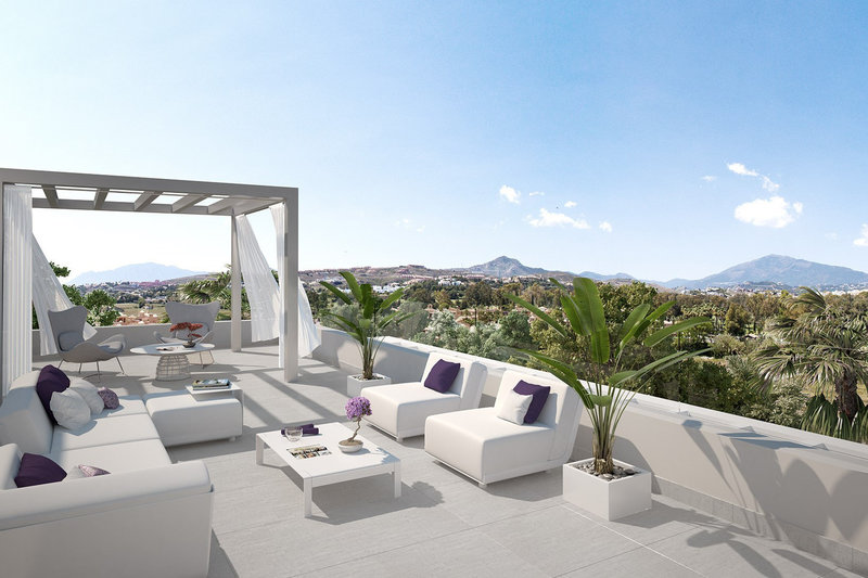 Ref:2625MLA Apartment For Sale in Estepona